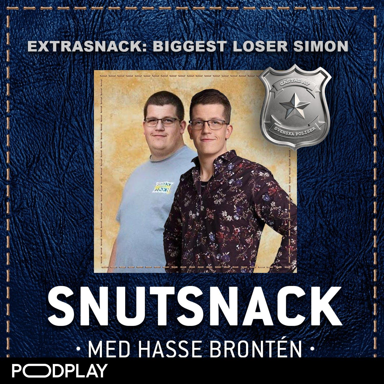 Extrasnack: Simon från Biggest Loser