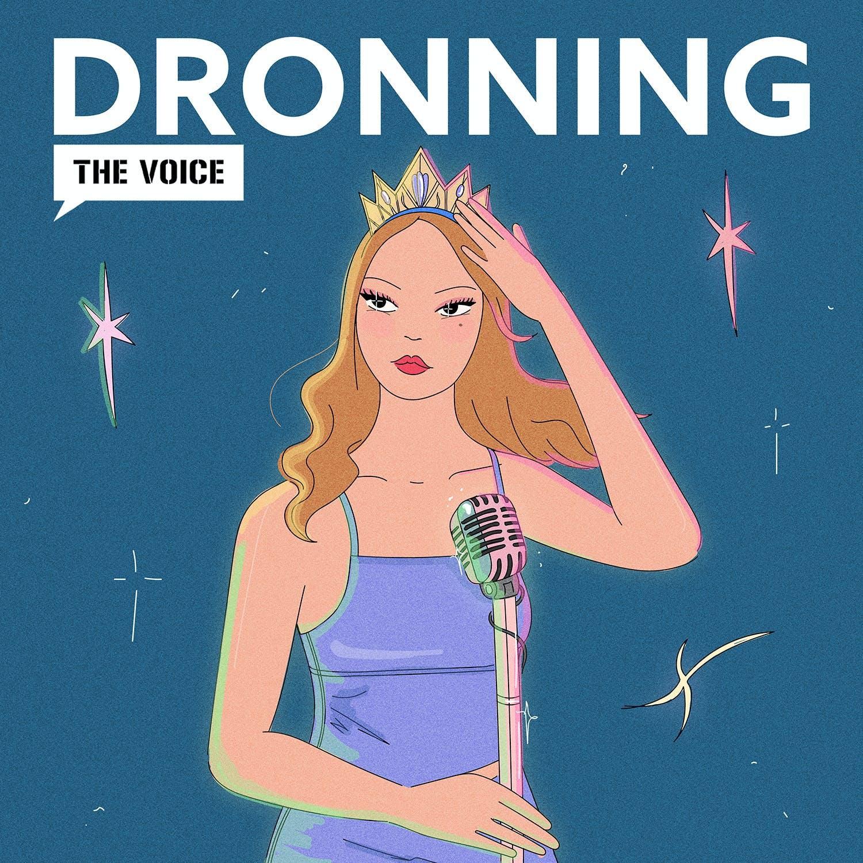 10. DRONNING: MEDINA