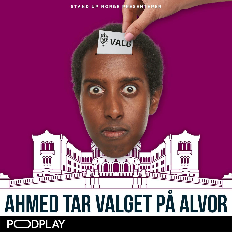 Ahmed tar valget på alvor