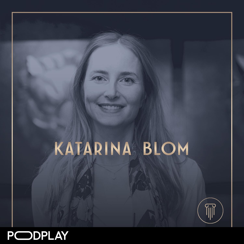 345. Katarina Blom - Hur du blir lycklig! - Original
